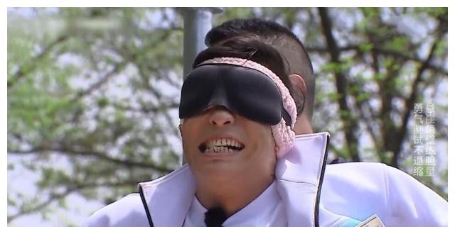 极限挑战集体蹦极照流出,岳云鹏吓哭了,热巴太让人意外了!