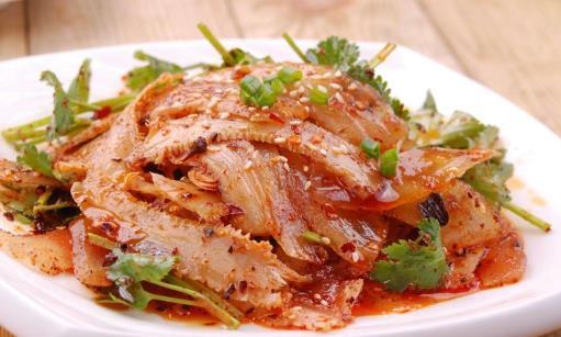 推荐5款家常菜肴的烹饪技巧,色泽诱人,香辣适口,舌尖上的美食
