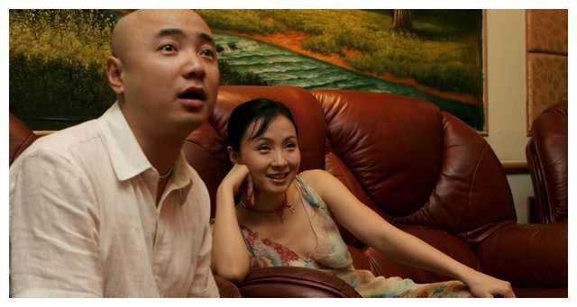 徐峥和老婆陶虹近照曝光!陶虹越老越有女人味