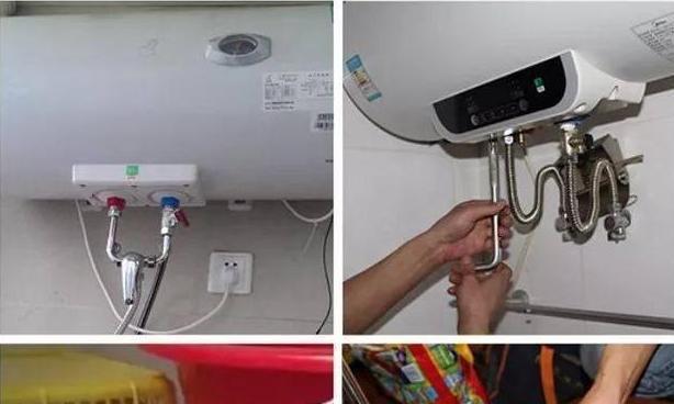 """夏季来临,电热水器清洁很重要,难怪越洗越脏,在拿""""污水""""洗澡"""