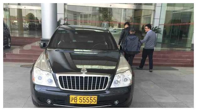 全球仅100台的迈巴赫,上海就有6台,购置税能买宝马730