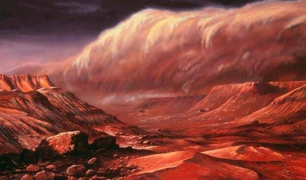 """火星斜坡发现""""传送门"""",造型极具科幻感,专家:令人费解图片"""
