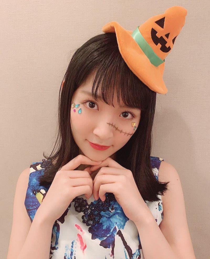 日本早安家族成员:小野瑞歩,可爱的美少女