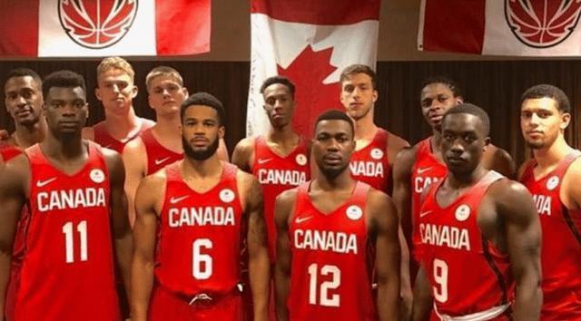 加拿大男篮阵容多厉害召回NBA现役所有球员,美国也难搞定