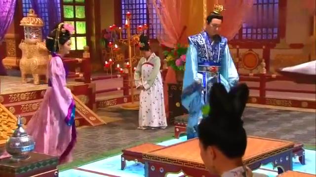隋唐英雄3:李世民御驾亲征遭反对,关键时刻,还是杨妃靠谱