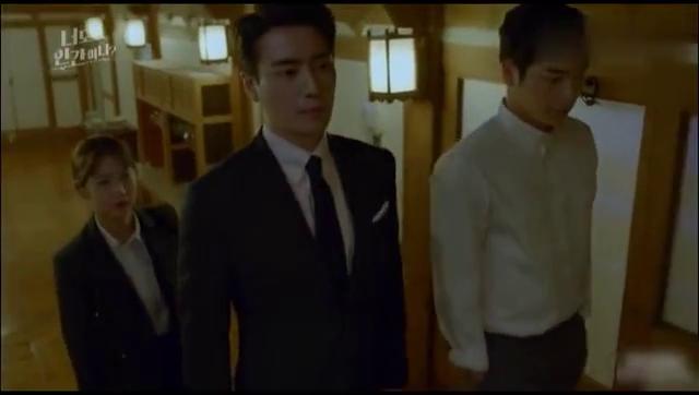 徐康俊为了阻止结婚,果断当着大家的面Kiss孔升妍