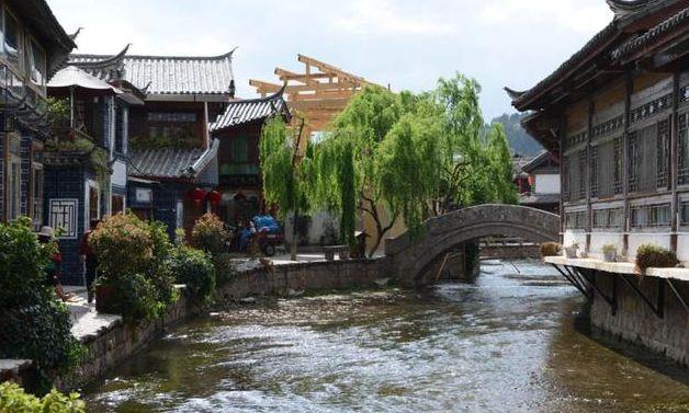 旅游:在古城漫步、在大海遨游、在雪山攀登,在丽江都能做到!