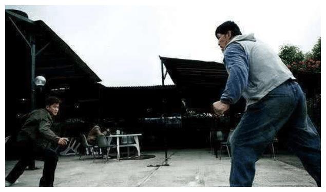 他曾力战吴京释延能刘烨等人 身高过两米的他可是真正高手