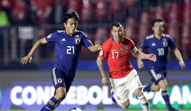 半场大崩盘!日本0-4惨败美洲杯卫冕冠军,3天之后迎更强挑战