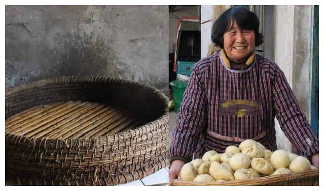 农村大锅蒸馍蒸包子,陕西农民过年习俗之一,网友:怀念!