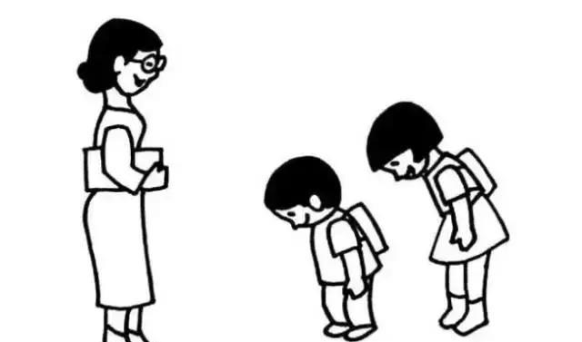 简笔画|从婴儿到老人简笔画大全,益智易学,建议收藏!