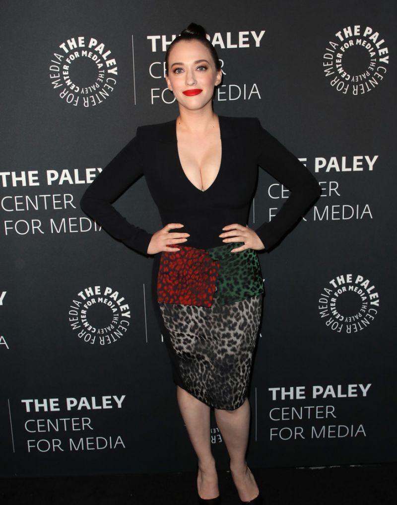 女星凯特·戴琳斯黑色上衣比弗利山庄参加时尚活动
