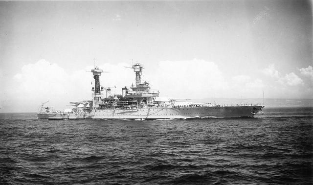 大改后西弗吉尼亚、田纳西、加里弗尼亚能与北卡俾斯麦等战舰集结