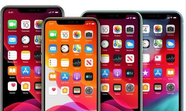苹果将推5款新机,iPhone12将延续刘海屏,升级人脸识别和6G内存