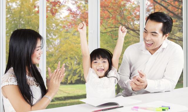 九月上小学的孩子父母注意:孩子成绩好,全靠一年级养成6好习惯