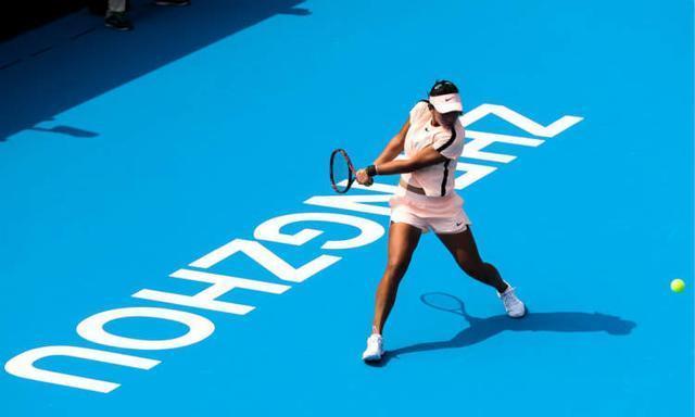 首届郑州网球公开赛资格赛首轮维克梅耶尔、韩馨蕴等多种子出局
