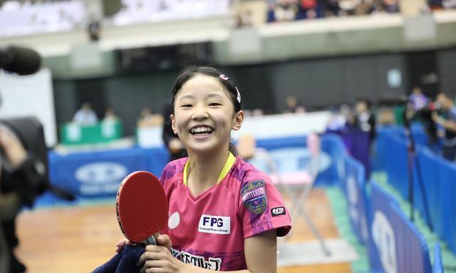 张本智和妹妹横空出世!11岁天赋超强,张本美和:希望能进国家队