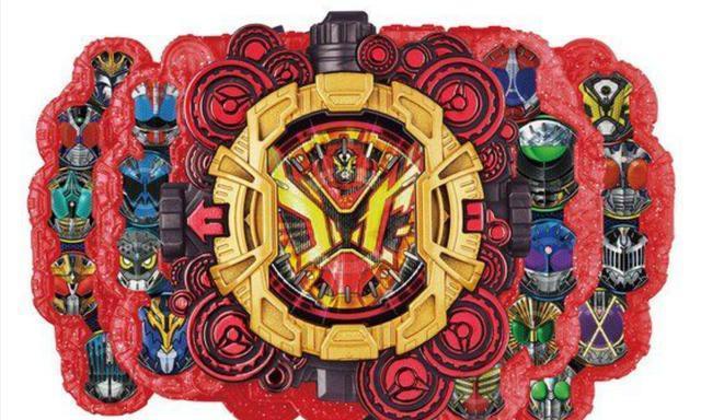 假面骑士时王:王权手表商品化,玩法音效似崇皇,售价高达1.2万