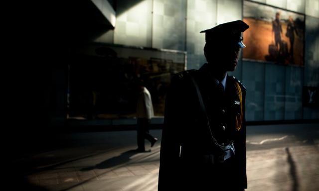 玛格南摄影大师Gueorgui Pinkhassov 镜头里的中国色彩印象