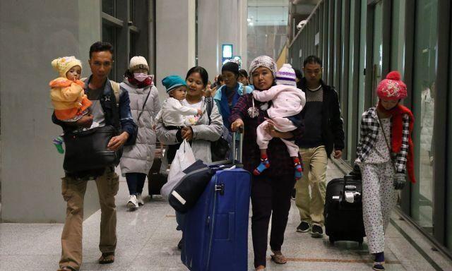 缅甸8名先心病儿童抵达昆明 将接受免费救助