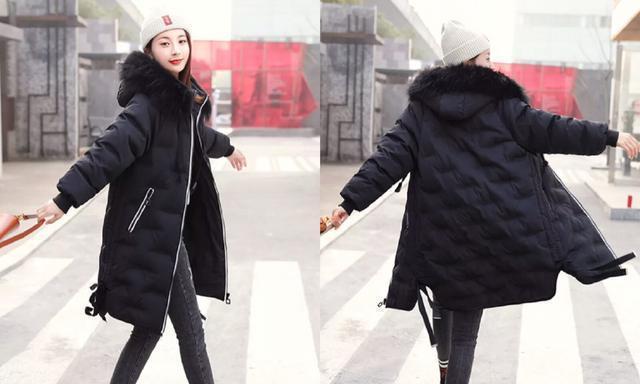 今冬一件黑色羽绒服,就这4款足够让你美一整个冬季!