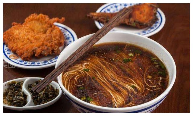 中国最讲究的四类面之——昆山奥灶面