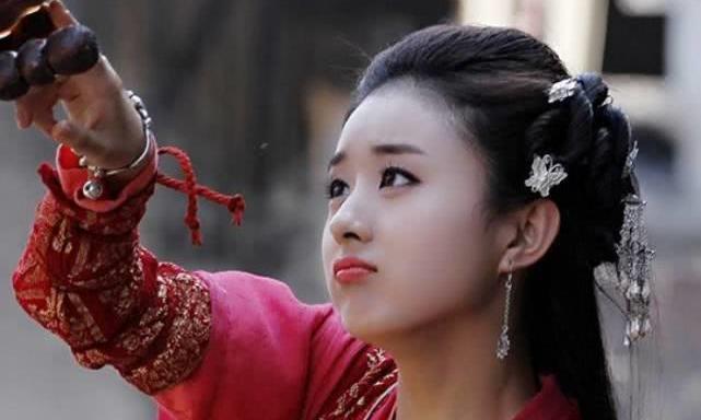 赵丽颖:我一个人就能演七仙女!楚乔,碧瑶,明兰皆美的动人