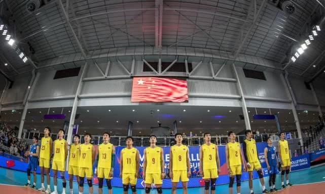 9连败垫底!世联赛中国男排仅1胜+连日本都输,网友:与国足比烂