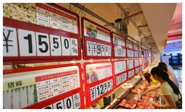 本周乐山猪肉类价格略涨 鸡蛋价格略降