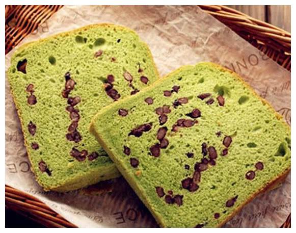 最近的抹茶风有些大:躲过面包,闪过麻薯,扛过饼干,却被它迷住