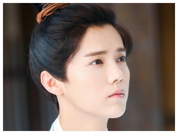 古装最美男星,王凯不如胡歌,杨洋输给邢昭林,第一名帅裂苍穹