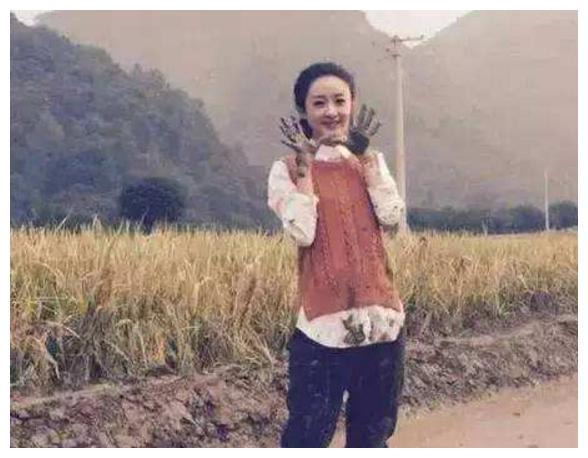 赵丽颖回农村,王宝强回农村,靳东回农村,通通都输给了他回农村