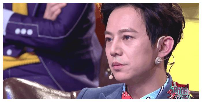 何炅忍陈冠希到节目录制结束, 对这个嘉宾全程黑脸
