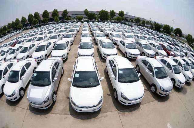 库存指数上升!二月份全国汽车销量预计下降50%