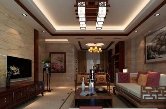 独特的家居装修式,整间屋子充满舒适,这样装修令人喜欢