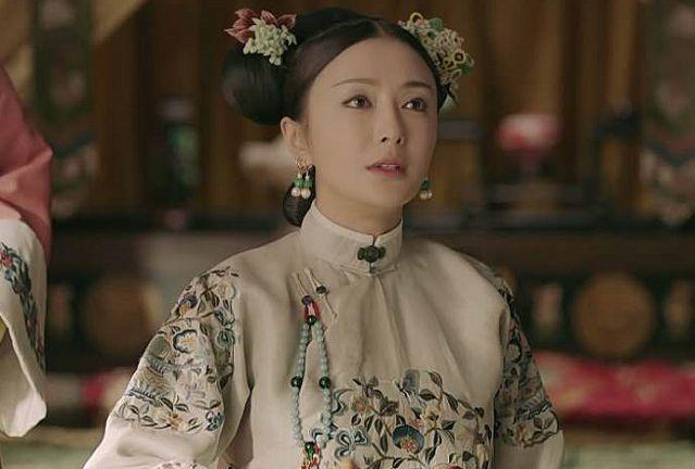 继秦岚求助华妃娘娘后,又问古巨基:五阿哥是你吗,永琪是你吗?