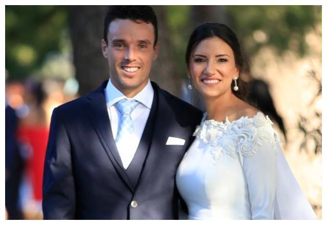 恭喜!体坛又一网球名将正式大婚,俊男美女十分养眼