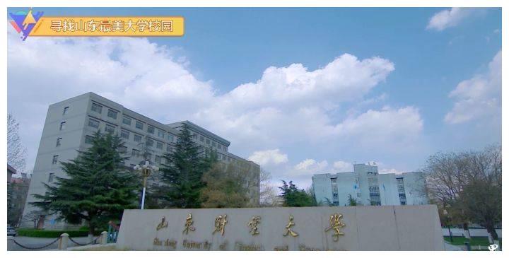 """""""寻找山东最美大学校园""""微视频大赛,网络人气最高的是它!"""