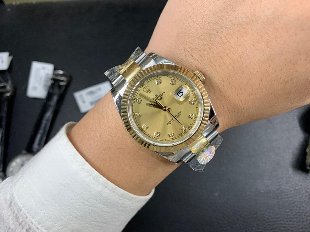 浅语名品腕表:劳力士日志型系列m126333-0012腕表