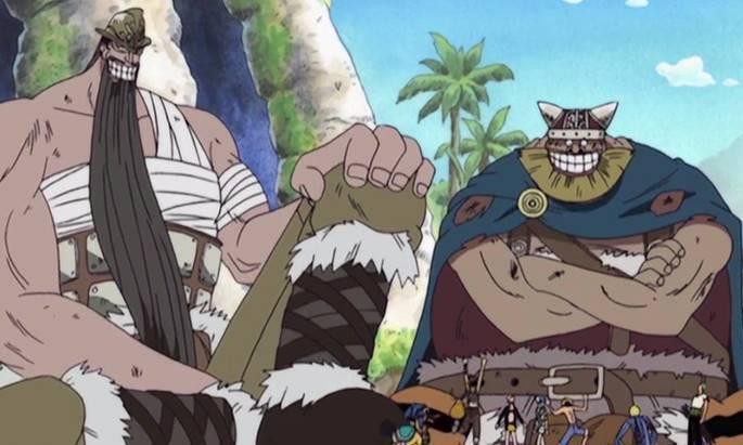 海贼王:盘点那些比巨人还要高大的生物,凯多足足有一个军团?