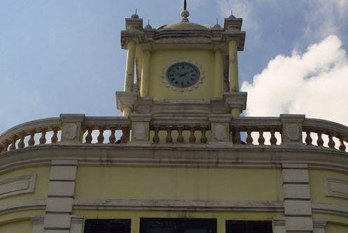 广州湾法国公使署旧址——为湛江市文物保护单位