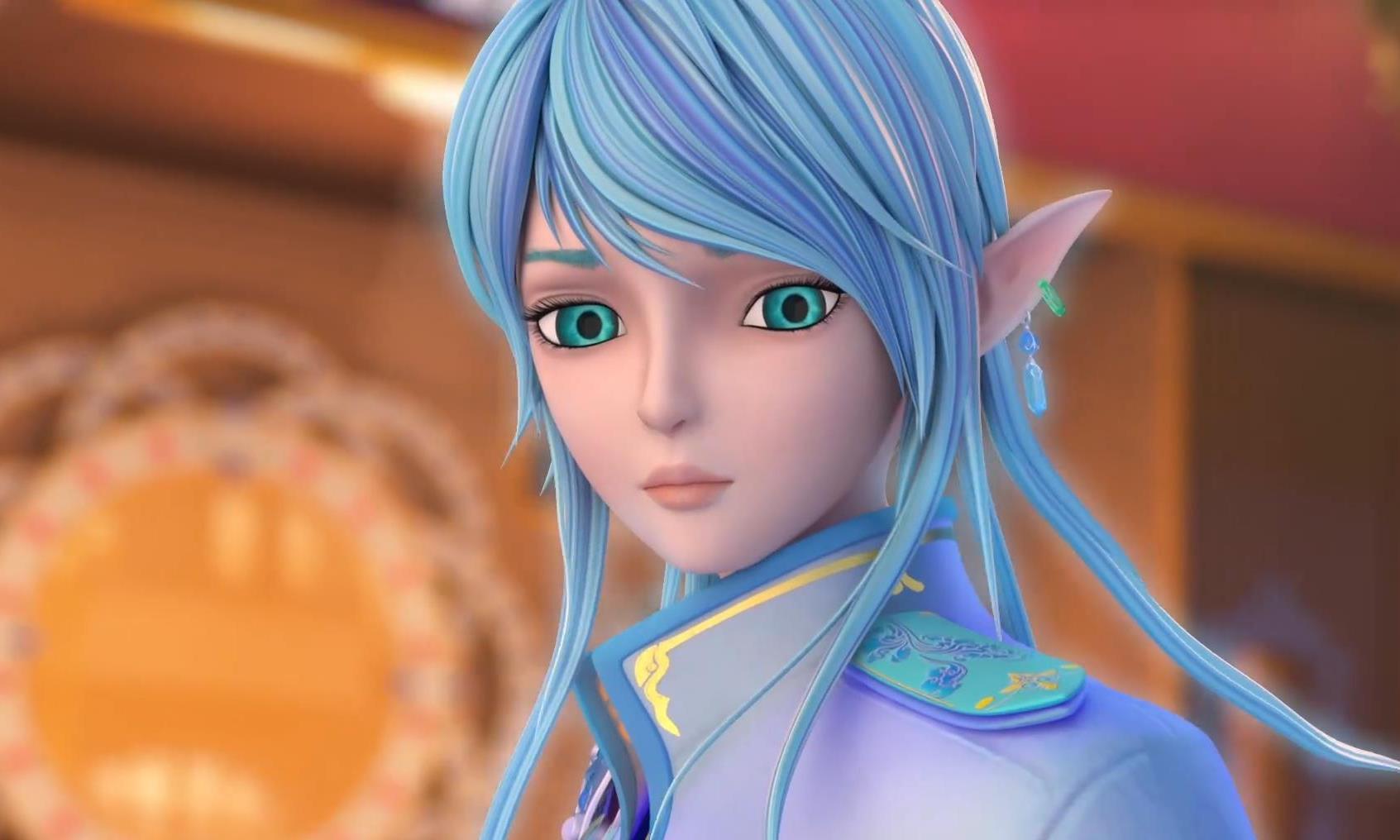 精灵梦叶罗丽7动画:辛灵和水王子都帮不上忙,齐娜却能帮助王默