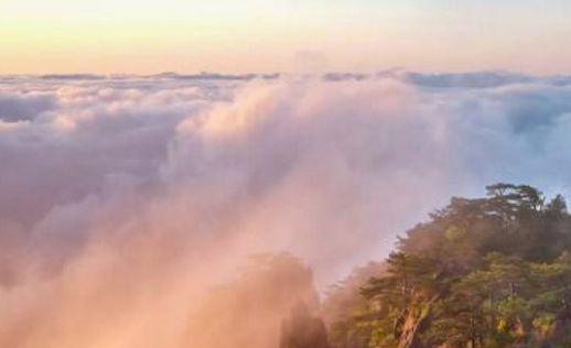 旅游:黄山风景名胜区,你来过吗?