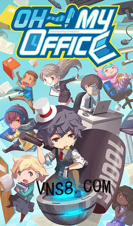 AG模拟经营《OH~! My Office》电子游戏支持简体中文