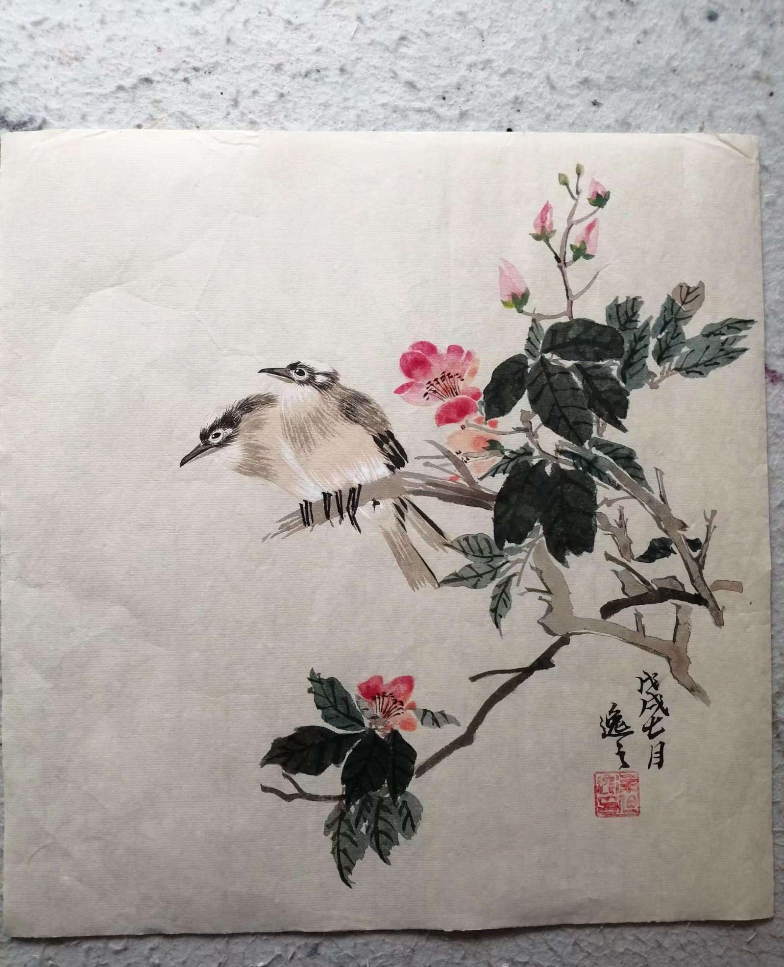 共赏中国书画的清新脱俗