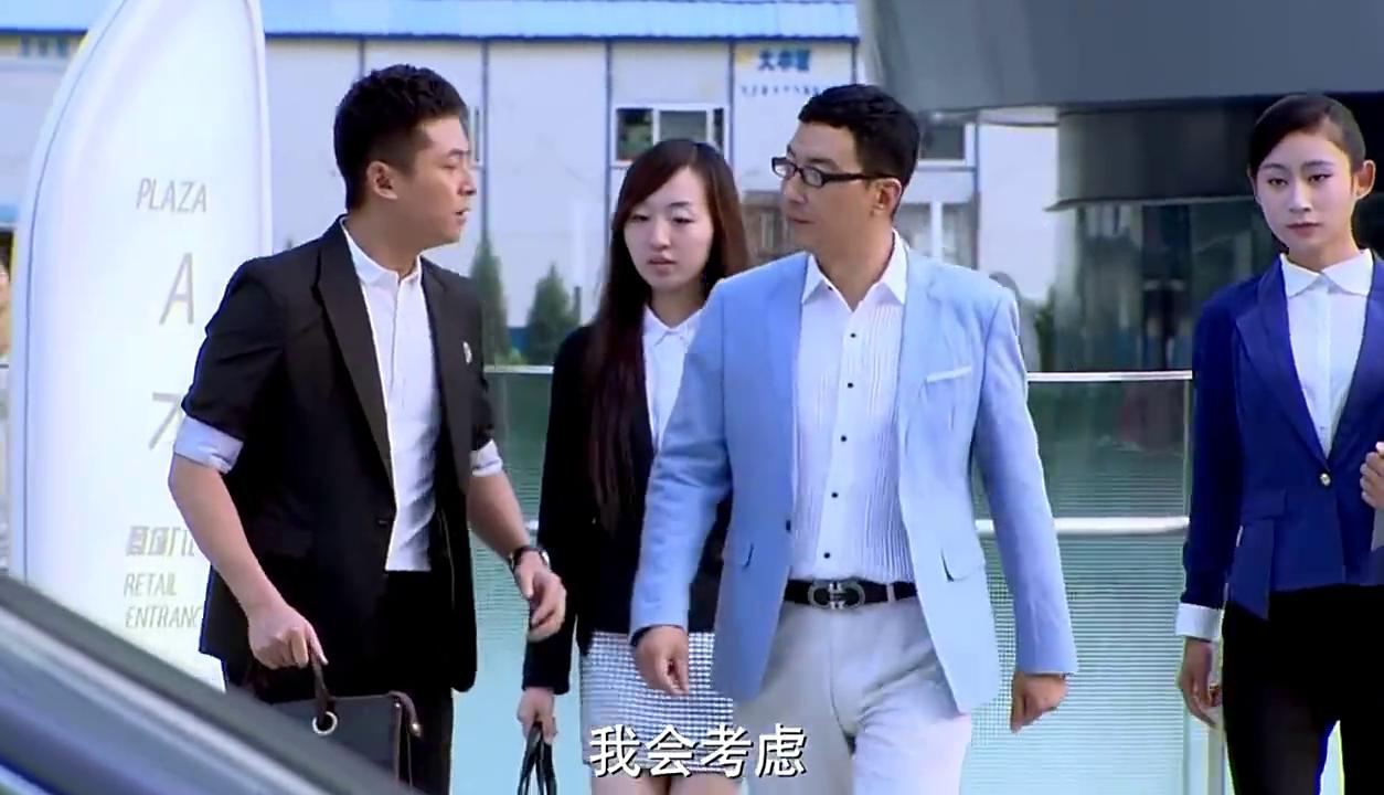 浦卞为夺得合约,为江总专门定做了一份策划案,竟成功获得了机会