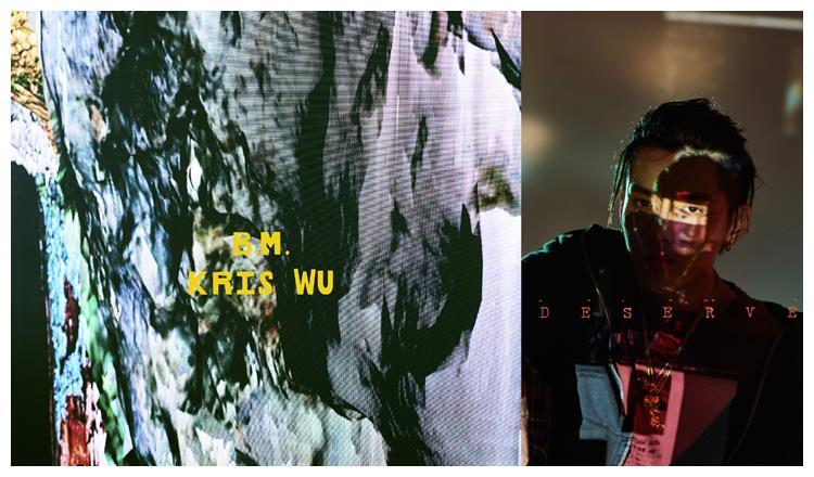 吴亦凡被美国主持人问及退团原因 第一句回答就直接把网友圈粉了