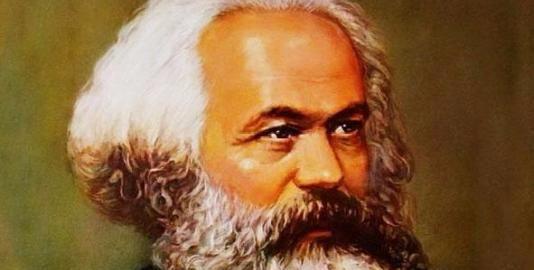 一组老照片,纪念马克思诞辰200周年,缅怀社会主义开创者