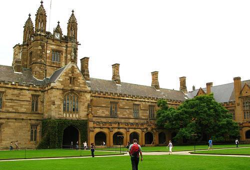澳洲留学指南--澳大利亚国立大学环境管理专业