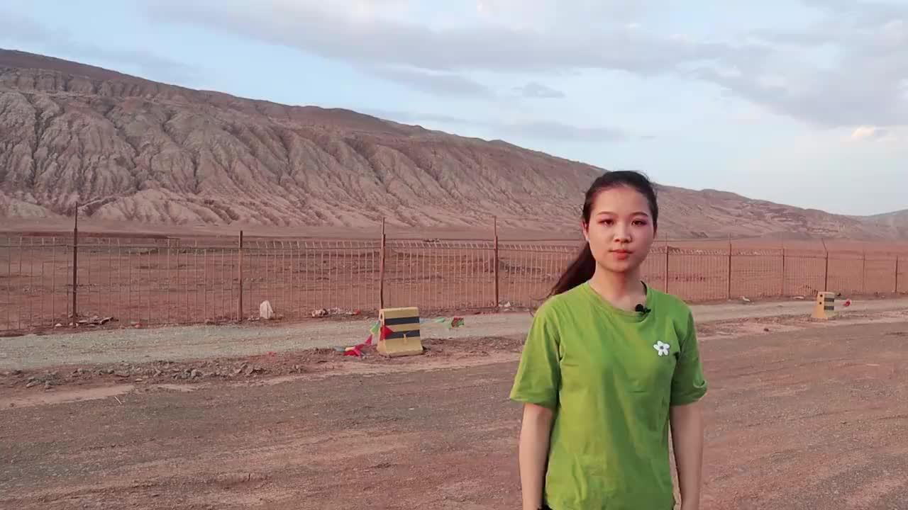 西游记里的火焰山在哪里?就在新疆吐鲁番北缘